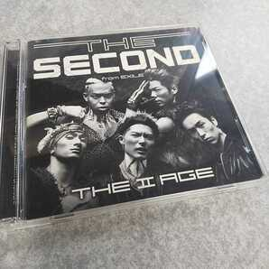 EXILE【THE SECOND from EXILE THE TWO AGE】2014年エイベックス 返金保証あり