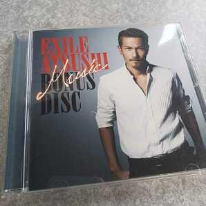 【EXILE ATSUSHI Music BONUS DISC】2014年エイベックス 返金保証あり