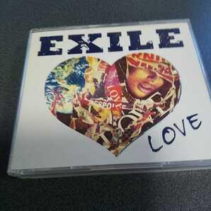 EXILE【LOVE】2007年エイベックス 返金保証あり