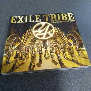 EXILE【24karats TRIBE OF GOLD】2013年エイベックス 返金保証あり