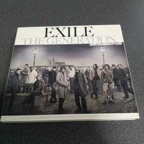 EXILE【THE GENERATION~ふたつの唇~】2009年エイベックス 返金保証あり
