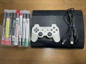 PS3本体 ソフト セット