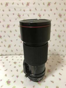 大口径 ニコン NIKON TOKINA ATーX 80ー200mm f2・8 SD AIーS