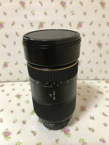 外観美品 ニコン NIKON TOKINA ATーX AF 80-400mm f4・5-5・6 カビあり