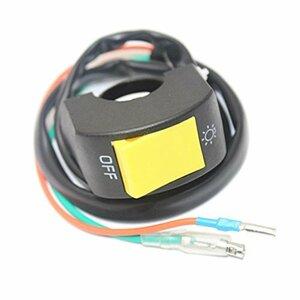 【ノーブランド 品】オートバイ ATVバイク 7/8 ハンドルバー ヘッドライト LED スポット ライト ランプ