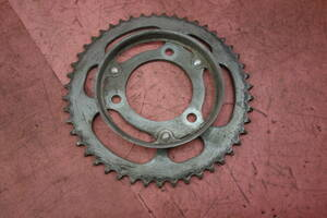 ( for 1 vehicle .) original H&M!! mountain equipped MBX50F normal rear sprocket sprocket AC08 (NS50F NS-1 NSR) 60XAA38