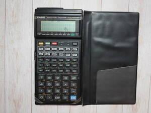 ★CASIO(カシオ) FX-603P プログラム関数電卓★