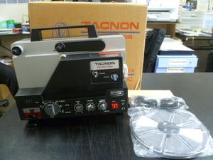 ◆◇TACNON  SOUND606 8ミリ映写機 美品 外箱付◇◆