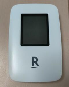 楽天 Rakuten Wifi Pocket R310 While