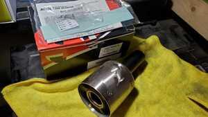 美品 APEXi アペックス アクティブテールサイレンサー φ90 汎用 インナーサイレンサー jzx100 チェイサー シルビア
