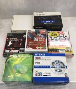 J7F2WE1G5D-0C/AN-SS700/Disc Juggler Pro/AC130-AP02AA/ home page builder 11/Mini-ITX/20X SuperAllWrite DVD/DH-20A4H-13 present condition pick up