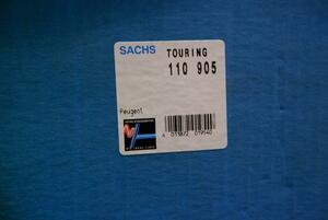 #SACHS Sachs shock absorber PEUGEOT Peugeot 110905 520318