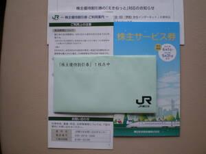 ★JR東日本株主優待割引券&サービス券★1セット★定形外郵便送料込み★