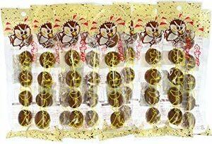【 国産 うずらの卵 桜 燻製 】 たまご 珍味 ( タンパク質 おやつ 、 おつまみ に) 業務用 お菓子 個包装 千成商会