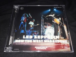 Moon Child ★ Led Zeppelin -「How The West Was Redone」再登場!プレス3CD