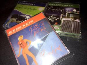激レア入手困難品!Mid Valley ★ Roger Waters w/ Eric Clapton「Sidewinder」「Scapegoat」「Safebreaker」世界250セット限定品!