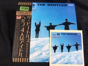 新作!Empress Valley ★ Beatles - ヘルプ4人はアイドル「Help! Spectral Stereo Demix」スノーピークカバー/プレス2CD紙ジャケ