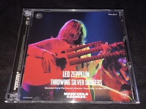 Moon Child ★ Led Zeppelin -「Throwing Silver Daggers」プレス3CD