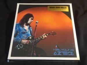 特価スタート!Empress Valley ★ Neil Young -「Azteca」パーフェクト・サウンドボード!プレス2CD見開きペーパースリーブ