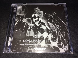 Mooc Child ★ Queen -「Long Beach Party」初登場マイク・ミラード音源!プレス2CD