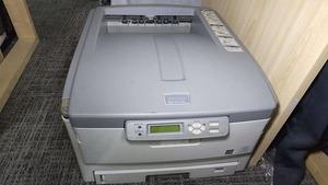 ☆RICOH リコー IPSiO イプシオ SP C710e カラープリンター 現状・ジャンク特価販売! g0j357
