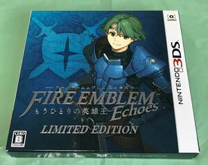 3DS ファイアーエムブレム Echoes もうひとりの英雄王 LIMITED EDITION ★送料無料