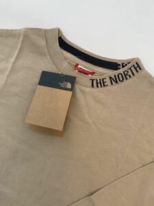 【Mサイズ】新品タグ付き ノースフェイス Zumu ロングTシャツ