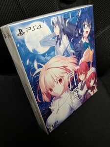 新品・未開封 月姫リメイク A piece of blue glass moon 初回限定版 PS4版
