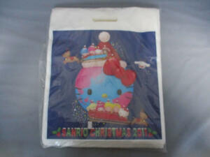 ◆サンリオ ビニール手提袋 約100点セット◆SANRIO CHRISTMAS 2011年 未使用品 約43.5×35.5㎝ サンリオクリスマス まとめ大量♪2f-121003