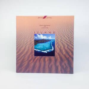 [LP] '89米Orig / David Arkenstone with Andrew White / Island / Narada Equinox / N-63005 / OIS付き / Fusion / Downtempo