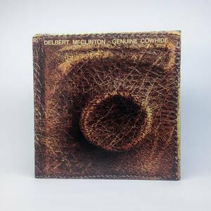 [LP] '76米Orig / Delbert McClinton / Genuine Cowhide / ABC Records / ABCD-959 / OIS付き / Blues Rock / Modern Electric Blues