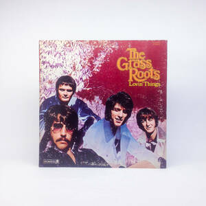 [LP] '69米Orig / The Grass Roots / Lovin' Things / ABC/Dunhill Records / DS 50052 / Folk Rock / Pop Rock / Psychedelic Rock