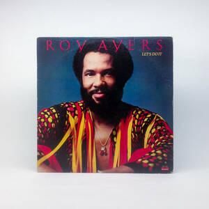 [LP] '78米Orig / Roy Ayers / Let's Do It / Polydor / PD-1-6126 / Jazz-Funk / Disco