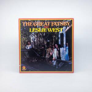 [LP] '75米Orig / Leslie West / The Great Fatsby / Phantom Records / BPL 1-0954 / Hard Rock
