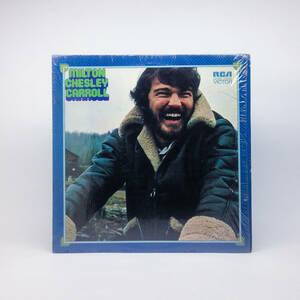 [LP] '72米Orig / Milton Carroll / Milton Chesley Carroll / RCA / LSP-4667 / シュリンク / Country Rock