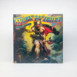 [LP] '79米Orig / Molly Hatchet / Flirtin' With Disaster / Epic / JE 36110 / OIS付き / Southern Rock