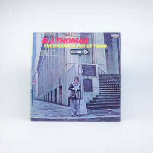 [LP] '70米Orig / B.J. Thomas / Everybody's Out Of Town / Scepter Records / SPS-582 / Pop Rock
