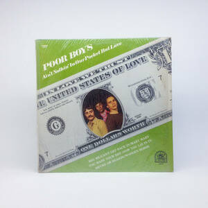 [LP] '70米Orig / Poor Boys / Ain't Nothin' In Our Pocket But Love / Rare Earth / RS519 / シュリンク / Psychedelic Rock / Pop Rock