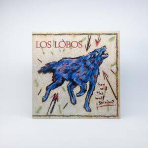 [LP] '84米Orig / Los Lobos / How Will The Wolf Survive? / Slash, Warner Bros. / 9 25177-1 / 美盤 / Blues Rock / Conjunto