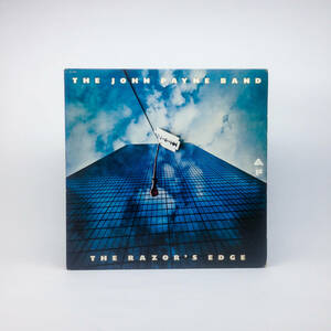 [LP] '76米Orig / The John Payne Band / The Razor's Edge / Arista, Freedom / AL 1036 / Soul-Jazz / Fusion