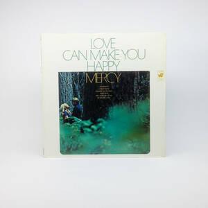 [LP] '69米Orig / Mercy / Love Can Make You Happy / Warner Bros. / Seven Arts Records / WS-1799 / Pop Rock