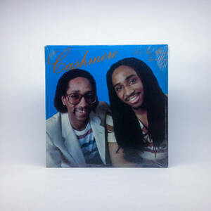 [LP] '83米Orig / Cashmere / Let The Music Turn You On / Philly World Records / PWR-L200 / シュリンク / Funk / Boogie / Soul
