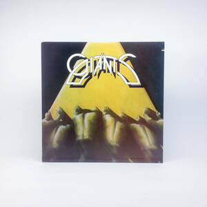 [LP] '79米Orig / Giants / S.T. / LAX Records / MCA 3188 / MASTERED BY CAPITOL 刻印 / Fusion / Funk / Jazz-Rock