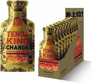 10個 TENGA KING CHARGE テンガ キング チャージ 10個入りボックス 最上位エナジーゼリー飲料