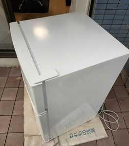 ハイアール86L 2ドア冷凍冷蔵庫JR-N85A(W)Haier 小型冷蔵庫