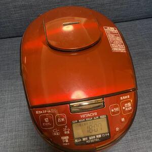 炊飯器 HITACHI RZ-SG10J(R) レッド