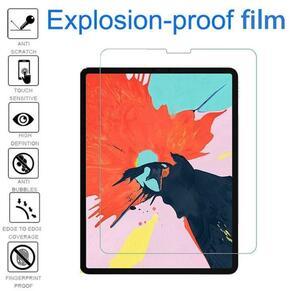 iPad Pro 12.9インチ 第3/4/5世代 ガラス 保護 フィルム クリア 2.5D加工 液晶保護 ラウンドエッジ ガラスフィルム