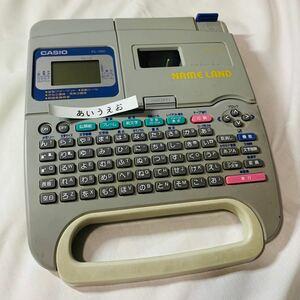CASIO ネームランド KL-560 本体のみ