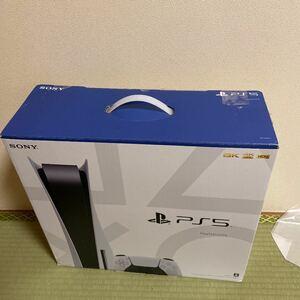 PS5【送料無料】プレステ5 CFI-1100A01 ディスクドライブ搭載 コントロールなし