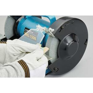 新品 未使用 ベンチグラインダー グラインダー カバー 砥石 工具 ポリッシャー サンダー 切断 仕上げ 新興製作所 シンコー